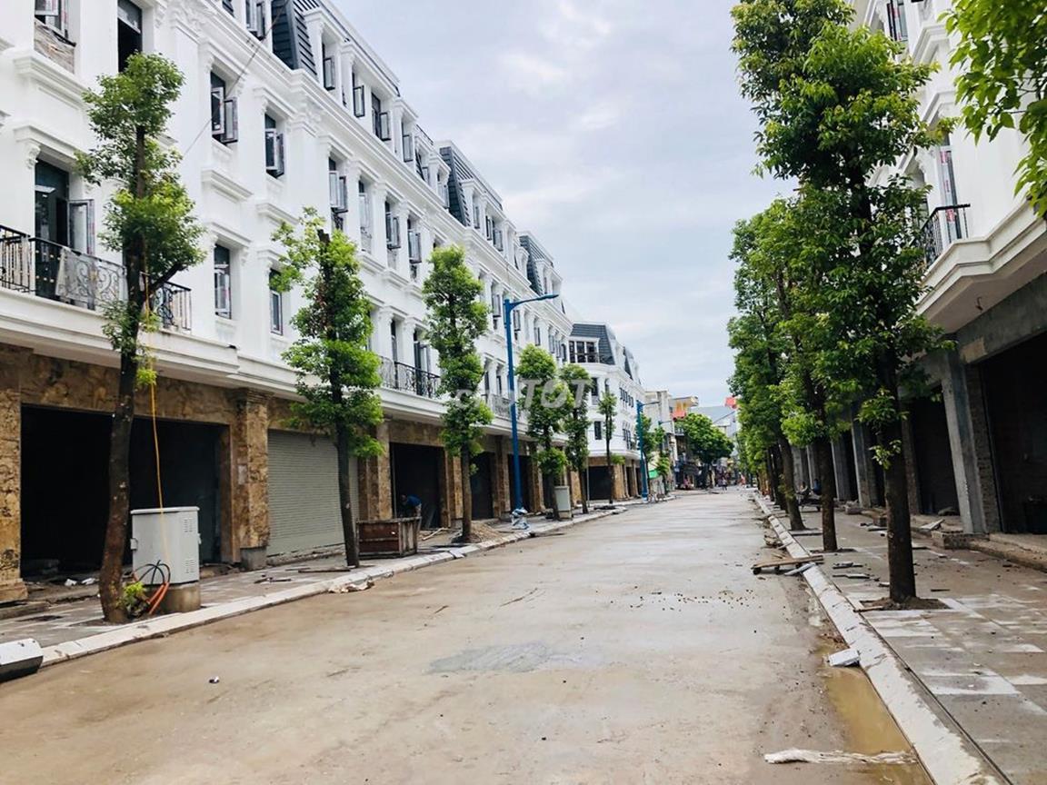 Dự án Hoàng Huy Rivers Side